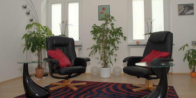 Impression Praxis mit 2 Sesseln